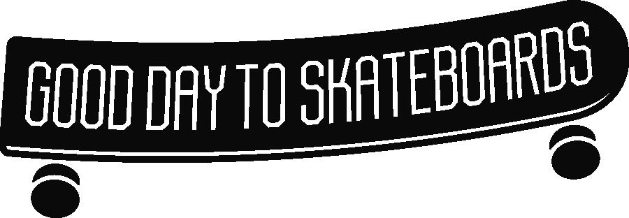 Good Day To Skateboards Logo