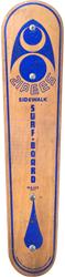Manning Zipees Sidewalk Surf Board Major M369 Top