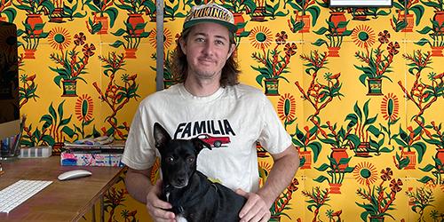 Interview Ben Petersen Photo