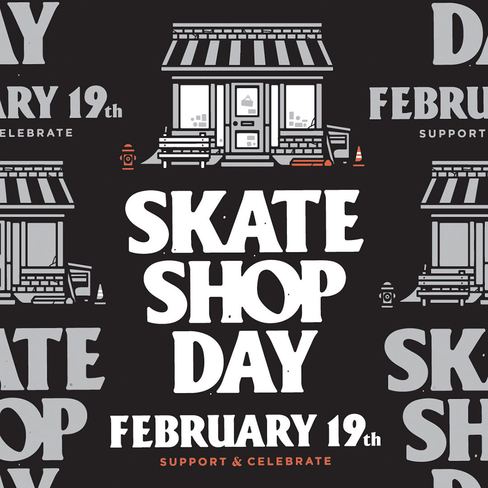 Interview Chris Nieratko Skate Shop Day