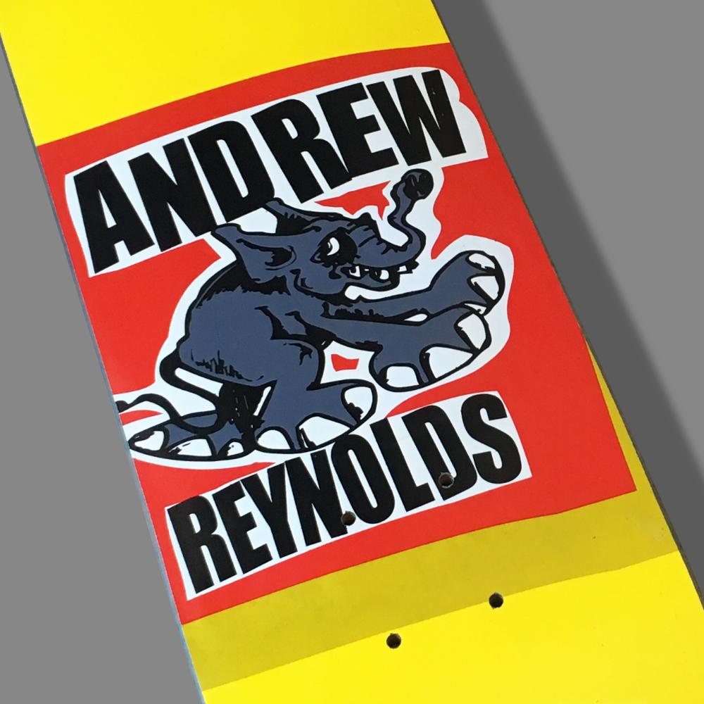 Andrew Reynolds Baker OG Baker Gallery